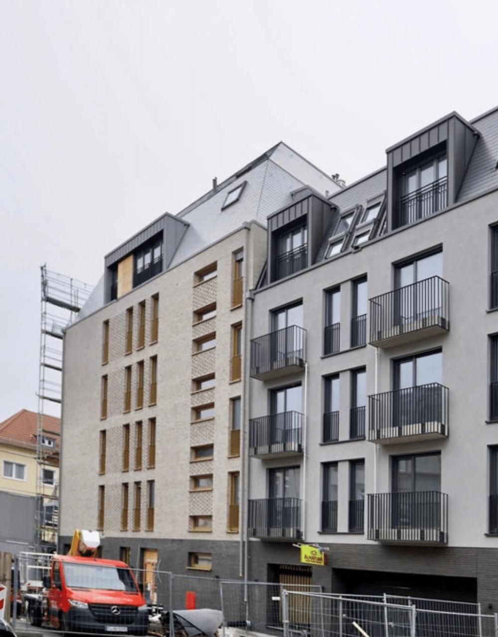 Sanierung Wohnanlage Frankfurt Bornheim (3)